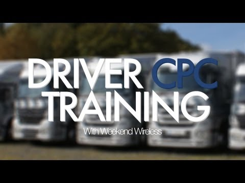 Driver CPC Training - YouTube