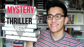 YA MYSTERY & THRILLER READS | BOOK RECOMMENDATIONS