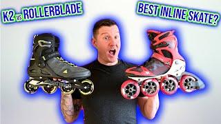 Rollerblade Macroblade 80 vs K2 V02 S100 Inline Skate - 2021 REVIEW