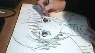 How to Draw Yuki Nagato
