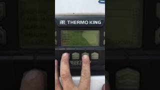 ThermoKing SR4 Guarded Access