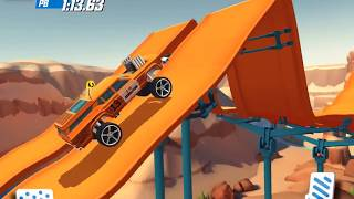 HOT WHEELS RACE OFF Cruise Bruiser / Shark Bite / Two Timer Supercharged Gameplay iOS / Android