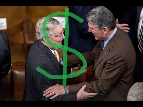 CORRUPTION WINS: Senators Deregulate Banks For Sweet Campaign $