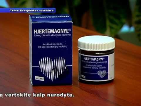 Hipertenzijos apžvalgos gydymas lazeriu