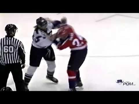 Kyle Haas vs Mathieu Gagnon