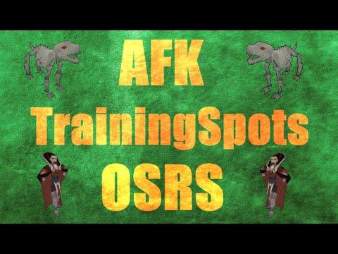 Video Top 5 Best AFK Training Spots OSRS Oldschool Runescape 2007