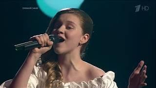 Елизавета Качурак «Душа» - Дополнительный этап - Голос.Дети - Сезон 4