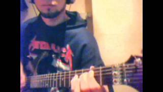 Turbonegro - Denim Demon (guitar cover)