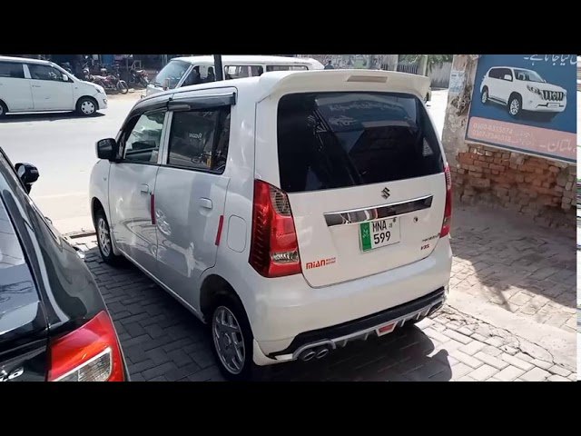 Suzuki Wagon R VXL 2019 for Sale in Multan