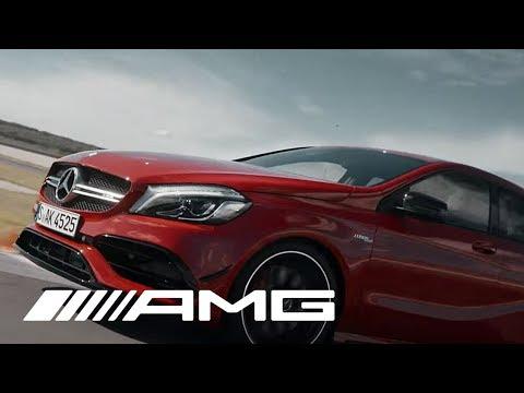 Mercedes Benz  A Class Хетчбек класса B - рекламное видео 4