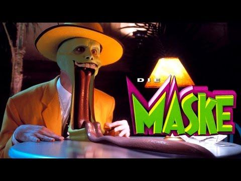 Als es ist die Maske auf die Person von der Banane nützlich