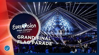 Opening Of The Show And Flag Parade   Eurovision 2019