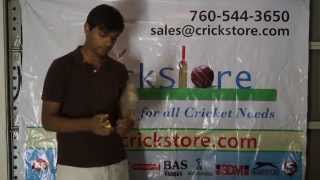 MB Malik Sher Amin Cricket Bat Review - Crickstore