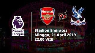 Video Live Streaming dan Jadwal Laga Arsenal Vs Crystal Palace, Via MAXStream beIN Sport