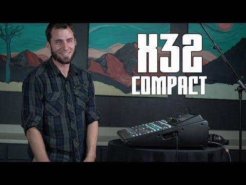 TUTORIAL: Behringer x32 Compact