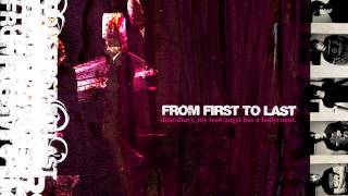 """From First To Last - """"Featuring Some Of Your Favorite Words"""" (Full Album Stream)"""