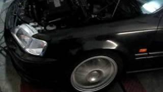Honda Civic 1.8 VTi VTEC MB6 B18C4 - hamownia