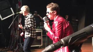 The Damned soundcheck w/Archie and the Bunkers - I Just Can't Be Happy Today