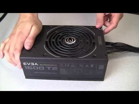 How To: EVGA Power Supply Installation