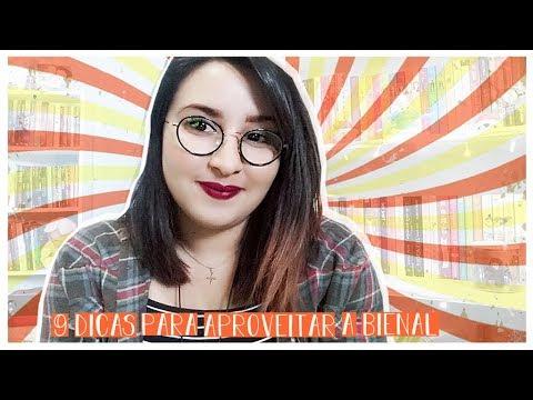 9 DICAS PARA APROVEITAR A BIENAL DO LIVRO 2018 | por Carol Sant