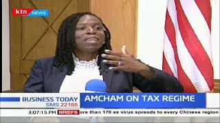 AMCHAM calls on Kenyan government to streamline tax policy