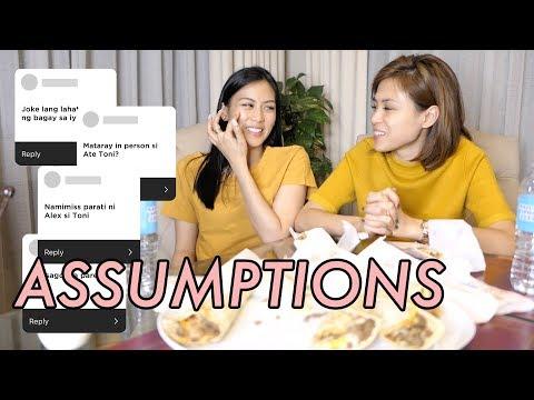 Reading Assumptions by Alex Gonzaga