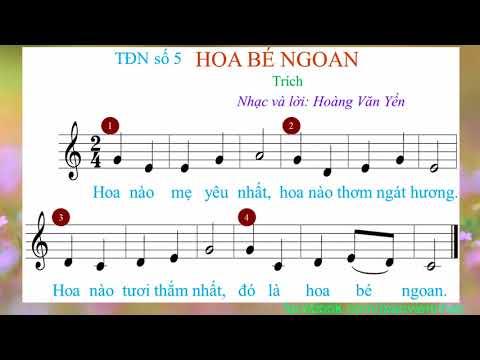 Âm nhạc: Ôn tập bài Tập đọc nhạc số 5