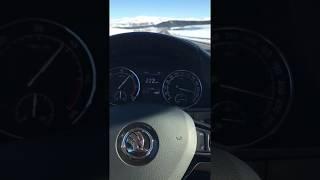Skoda Superb 1.6 Tdı Dsg Top Speed