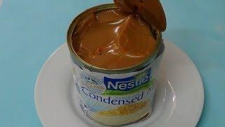 easy caramel recipe with condensed milk