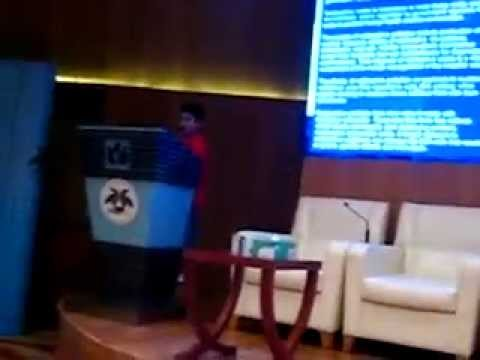 8 year old Pritvik Sinhadc's EEG Lecture