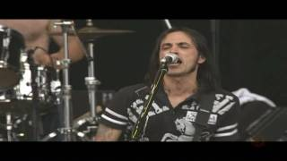 Nuno Bettencourt with Dramagods - No Regrets (UDO Music Festival 2006 - 06 of 07)