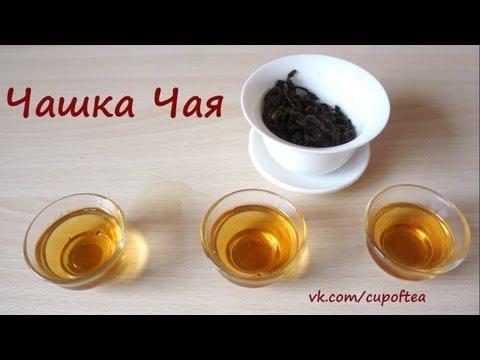 Чашка Чая: секреты Да Хун Пао
