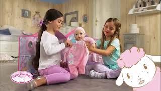 Домик Розовые сны с аксессуарами для куклы Zapf  Baby Born Baby Annabell оригинал 794425 от компании baby born - видео