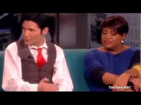 Barbara Walters' incredibly creepy response to Corey Feldman admitting rampant pedophilia in Hollywood