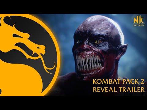 Mortal Kombat 11 Kombat Pack 2 trailer de