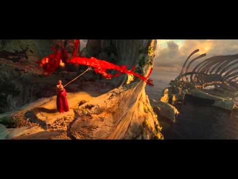 """Видео на песню Ани Лорак- Корабли по фильму """"Он-дракон"""""""