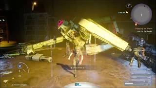 Final Fantasy XV - The Trial of Ramuh