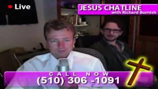 Jesus Chatline, Richard Burnish and Steven Chilton [Full Classic Episode 1] [PT2]