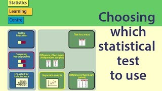 Choosing which statistical test to use - statistics help.