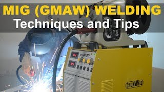 MIG Welding Process and Tips | MIG/MAG Welding – Method and Application