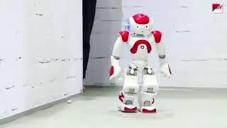 CeBIT 2016: Drohnen und Roboter