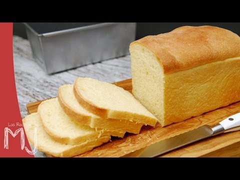 PAN DE MOLDE |  Receta fácil e infalible