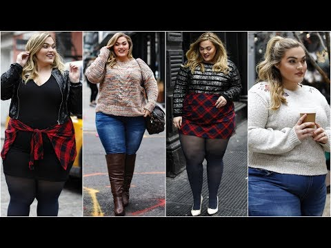 Outfits of the Week ♡ Affordable Plus-Size Outfit Ideas for Winter into Spring 2018