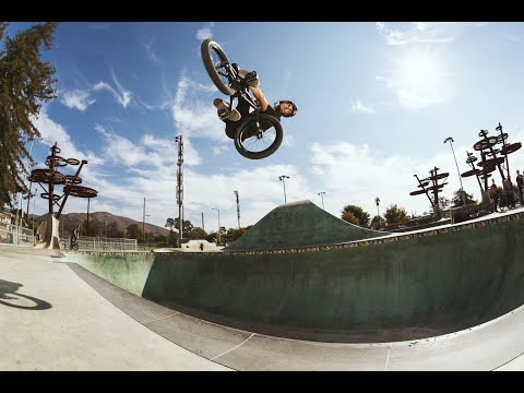 Demolition BMX: Demolition Assets  - Kris Fox and The Fox Forks