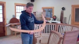 Making The Banquettes, Part 2: Furniture Design With Tom McLaughlin