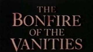 The Bonfire of the Vanities (1990) Video