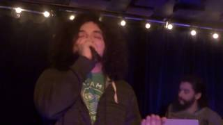 "eyenine ""Typewriter"" (Live @ The Footlight, Queens, New York)"