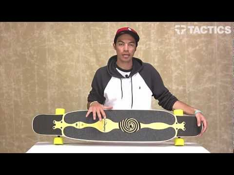 Loaded Bhangra 48.5″ Complete Longboard Review – Tactics.com