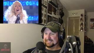 Legion Reacts - Episode 112 - Christina Aguilera It's a Man's World (2021 03 02)