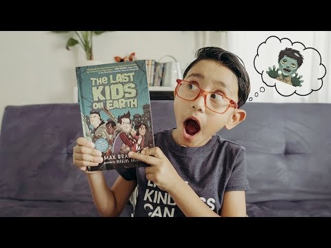 Book Review Monday – Last Kids On Earth